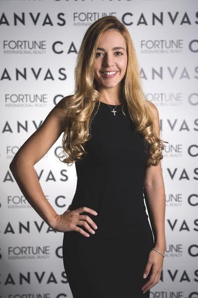 Jessika Gomez, nueva directora de ventas de Canvas Condo en Miami