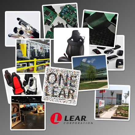Fotografia Lear Corporation