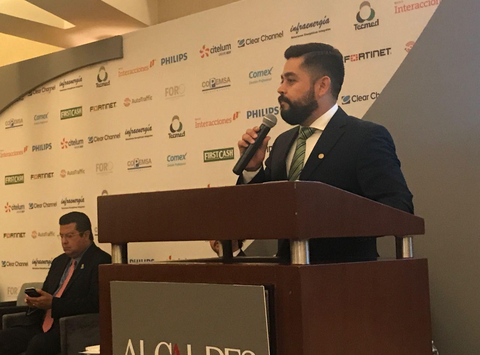Fotografia José Ortiz, Director Regional de Citelum México.