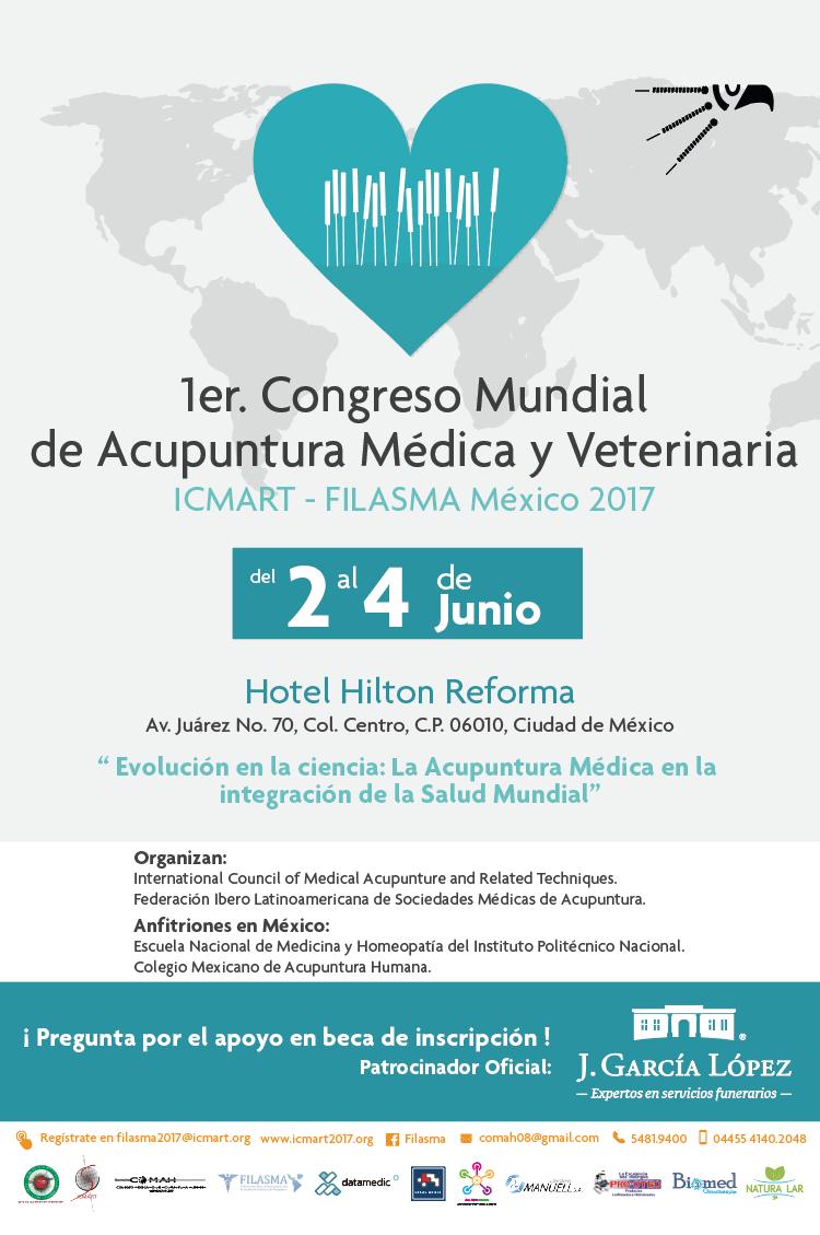 Fotografia Congreso mundial de Acupuntura Médica y Veterinaria