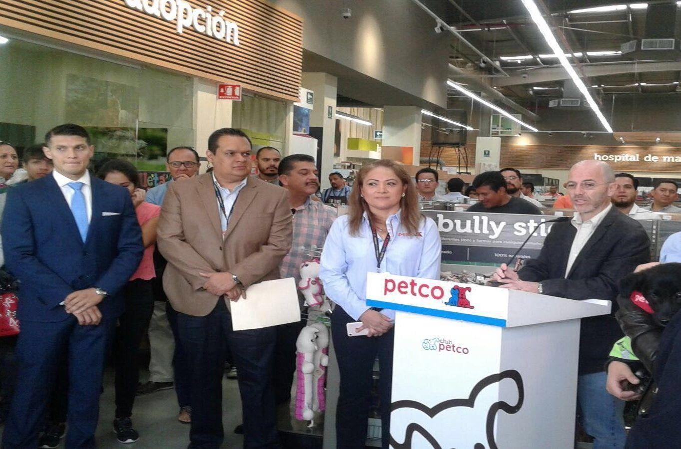 Fotografia Inauguración Petco San Luis Potosí