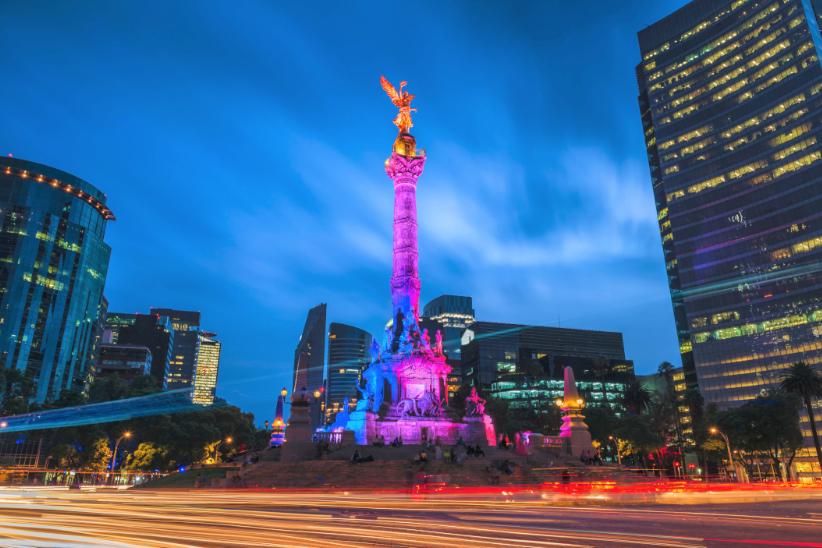 Fotografia Mercado Inmobiliario de México By Lamudi