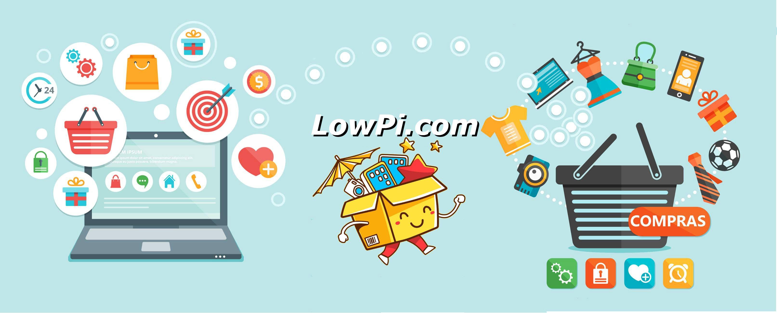 Fotografia Lowpi.com el mejor comparador de precios en línea