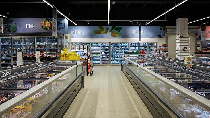 Fotografia Supermercado