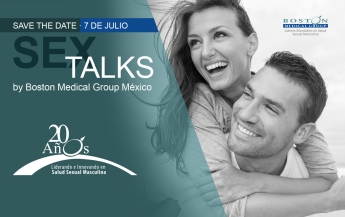 Sex Talks Boston Medical Group 20º Aniversario