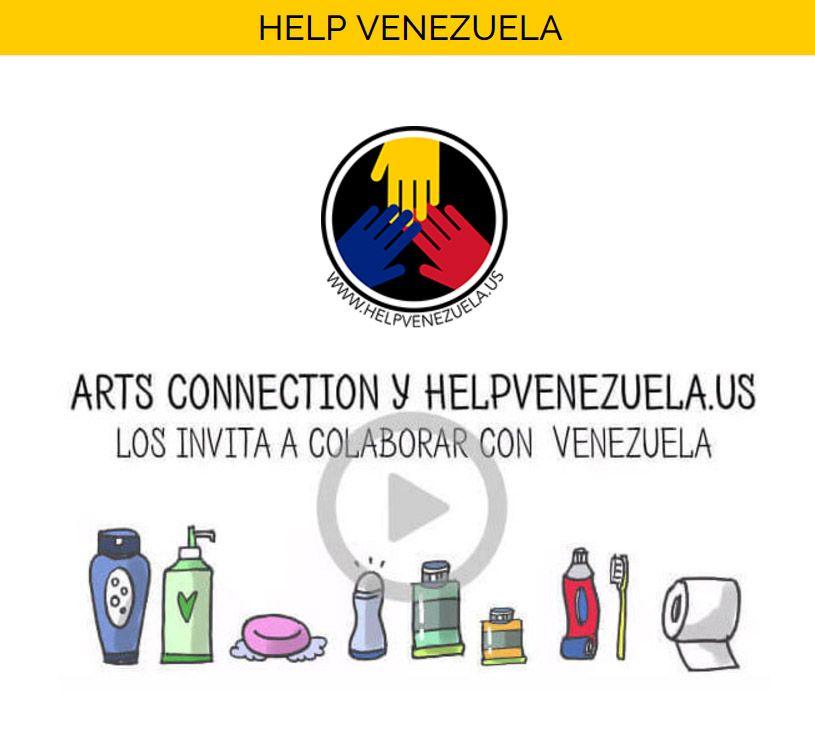 Fotografia Help Venezuela