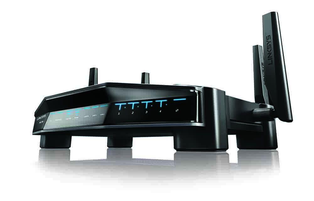 Linksys anuncia el primer router de videojuegos para ayudar a redudir los retrasos