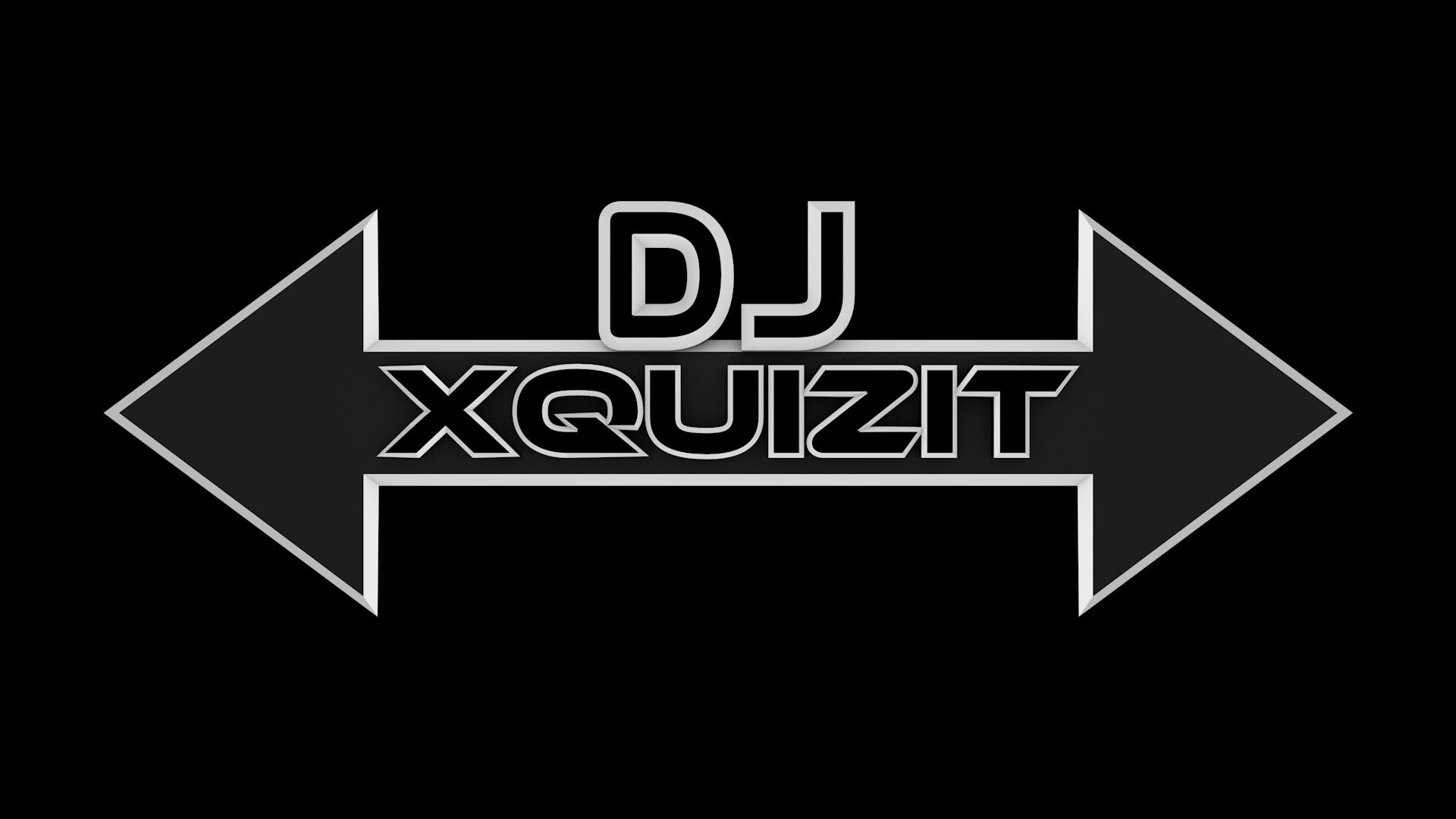 Fotografia Logo oficial de DJ Xquizit