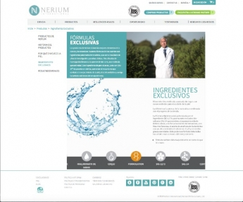Nerium International usa la imagen del Dr. Newman para promocionarse