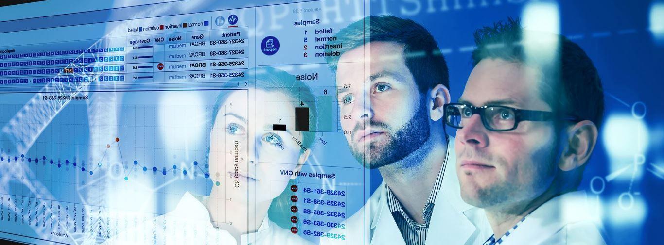 Fotografia SOPHiA GENETICS Visual