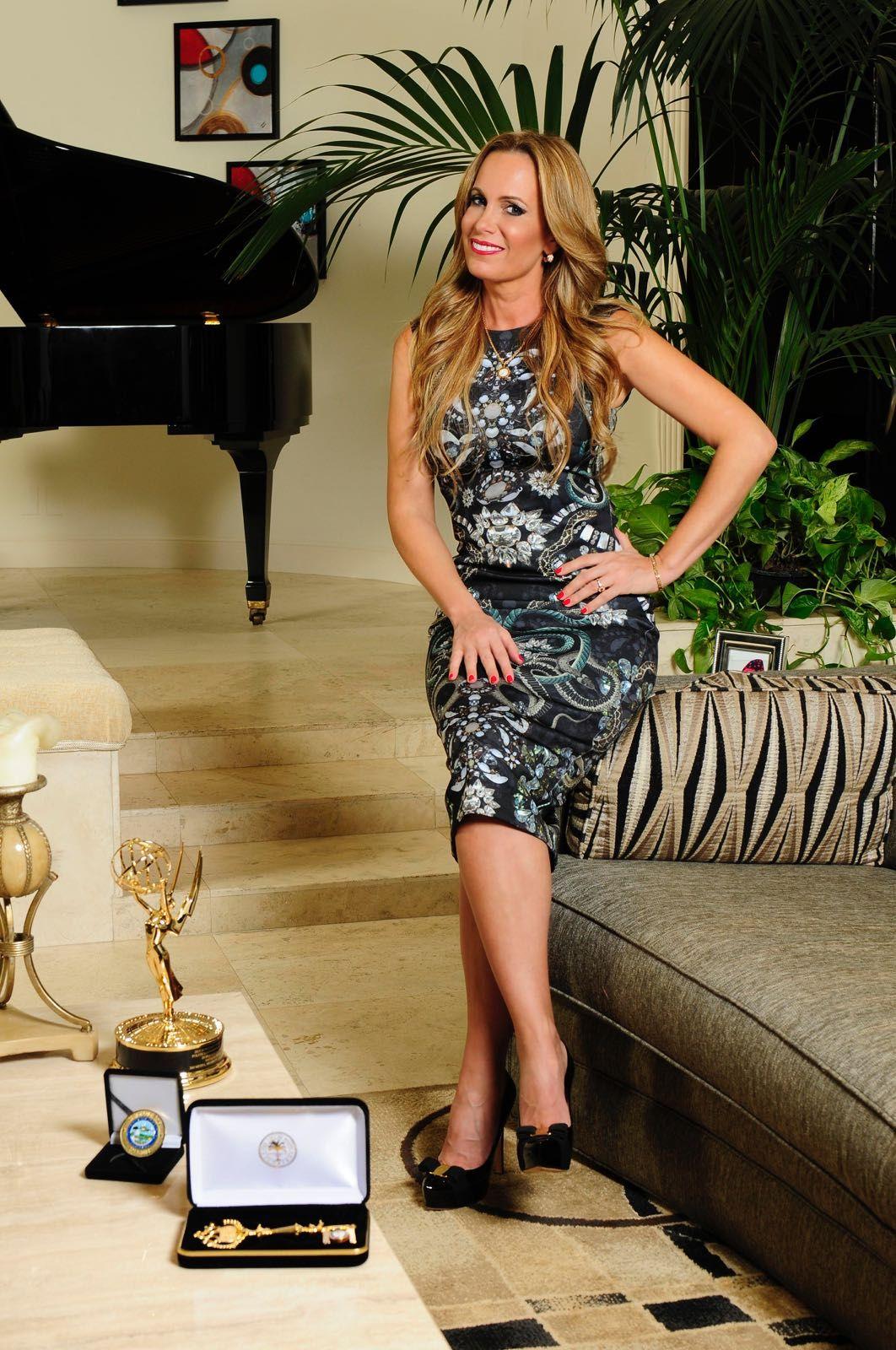 Fotografia Natalia Denegri se lucirá de nuevo en el Emmy 2017