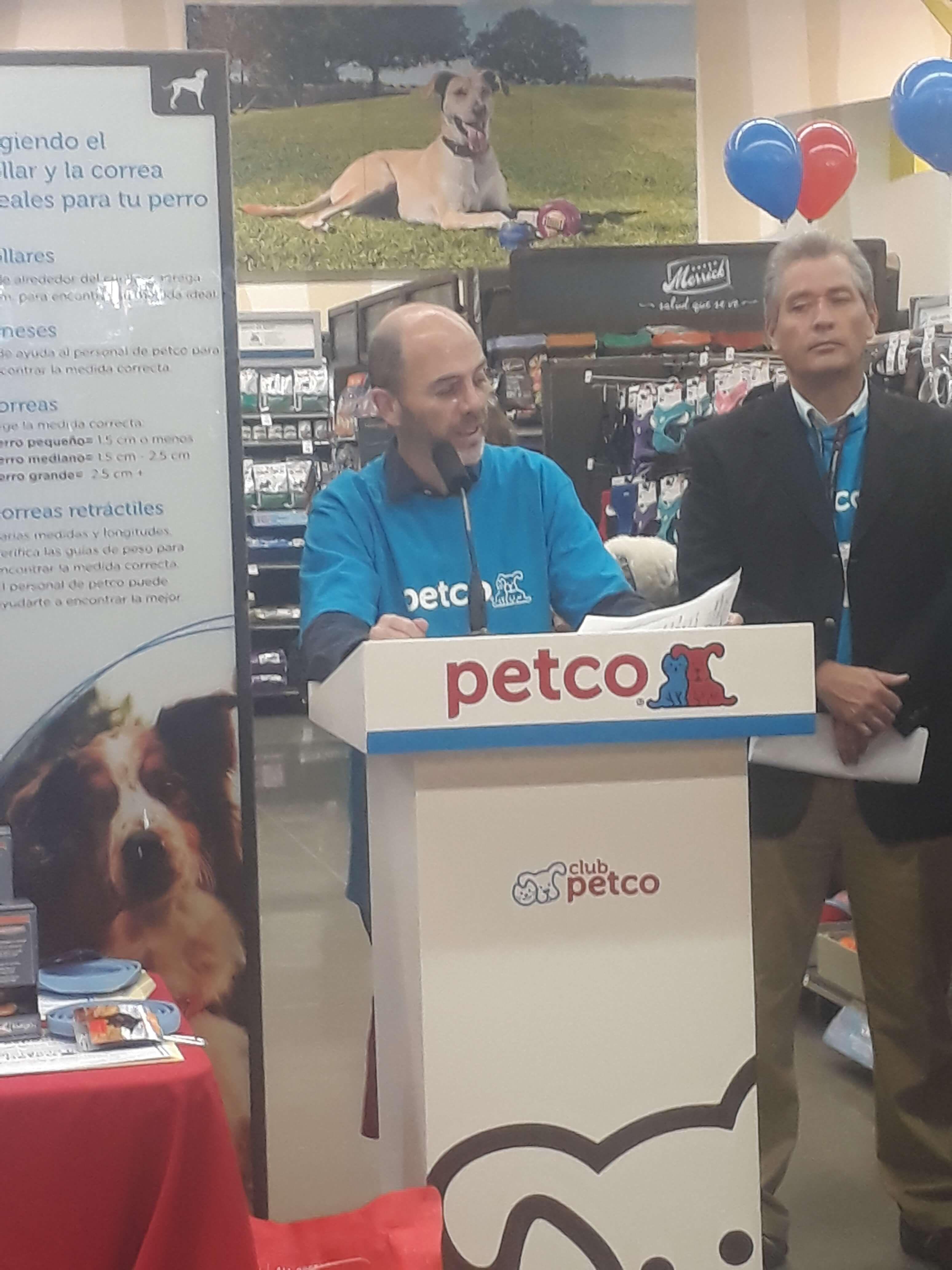 Fotografia Alejandro Ahuad / Director General de Petco México