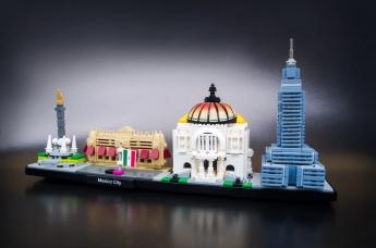 Fotografía de Lego Ciudad de México