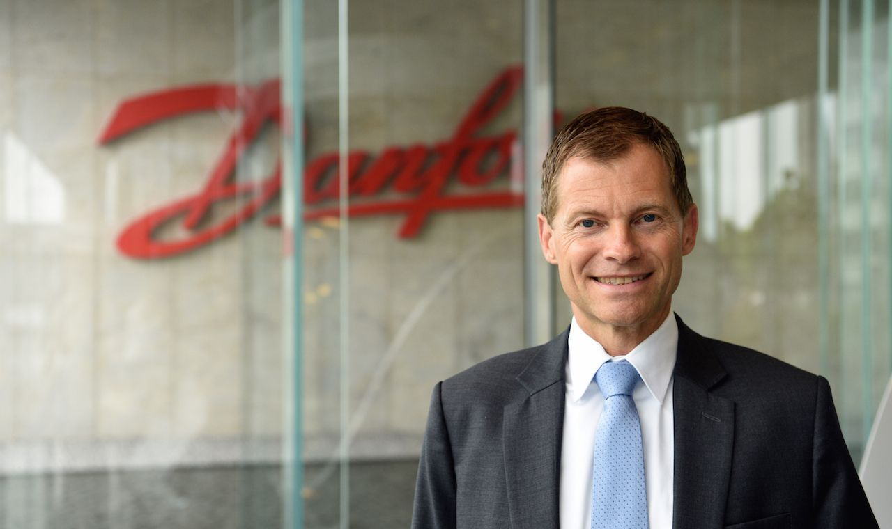 Danfoss presenta resultados al tercer trimestre de 2017