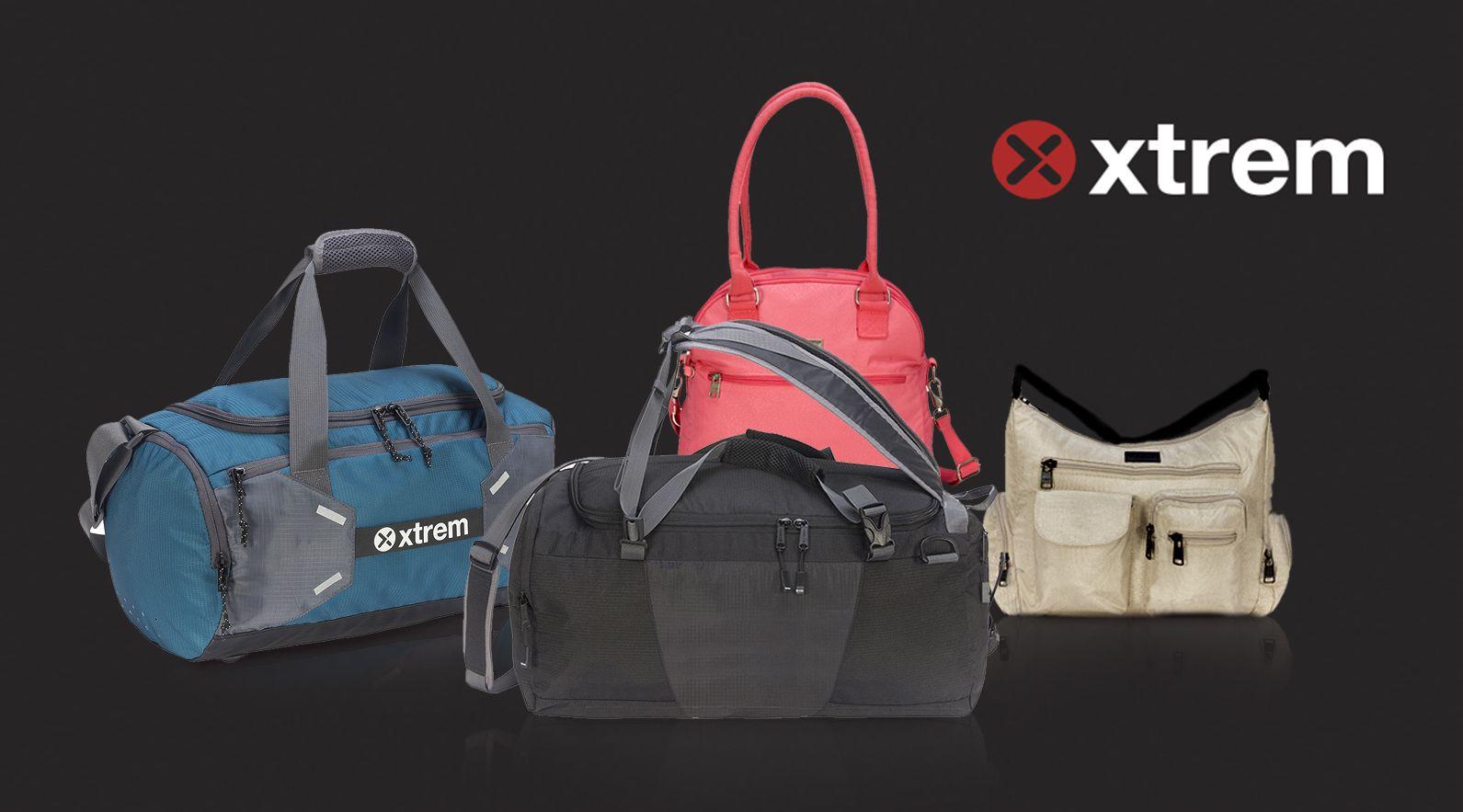Xtrem Sport Bags la maleta ideal para hacer ejercicio