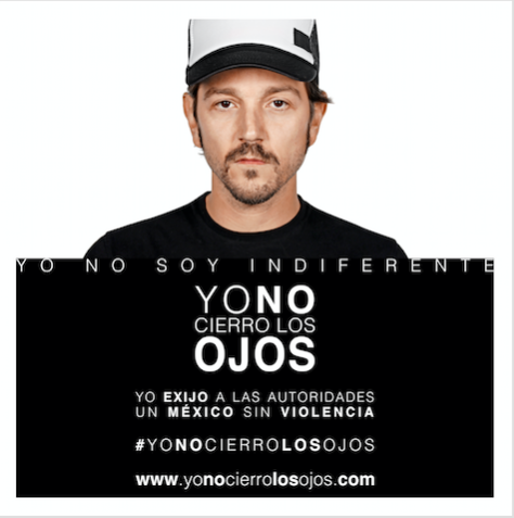 Fotografia #YoNoCierroLosOjos
