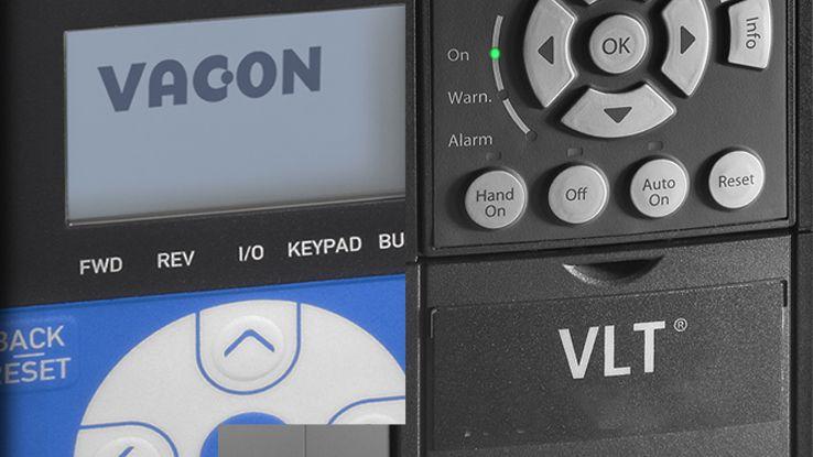 Fotografia Se cumplen 3 años de fusión entre VLT+Vacon