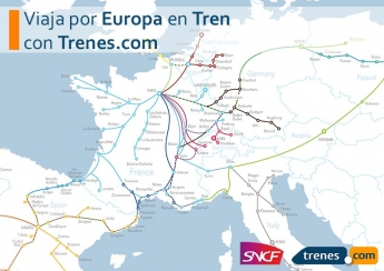 Viaja por Europa con Trenes.com