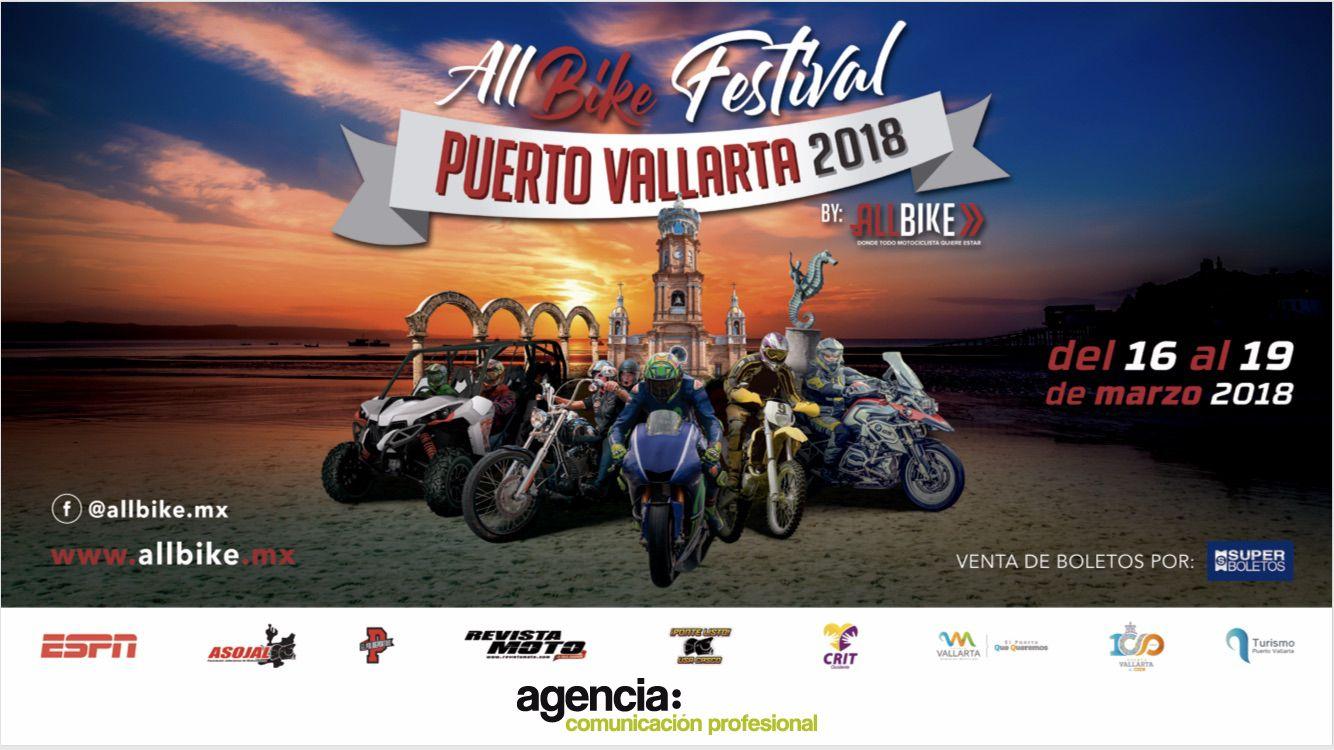 Fotografia AllBike Festival Puerto Vallarta 2018