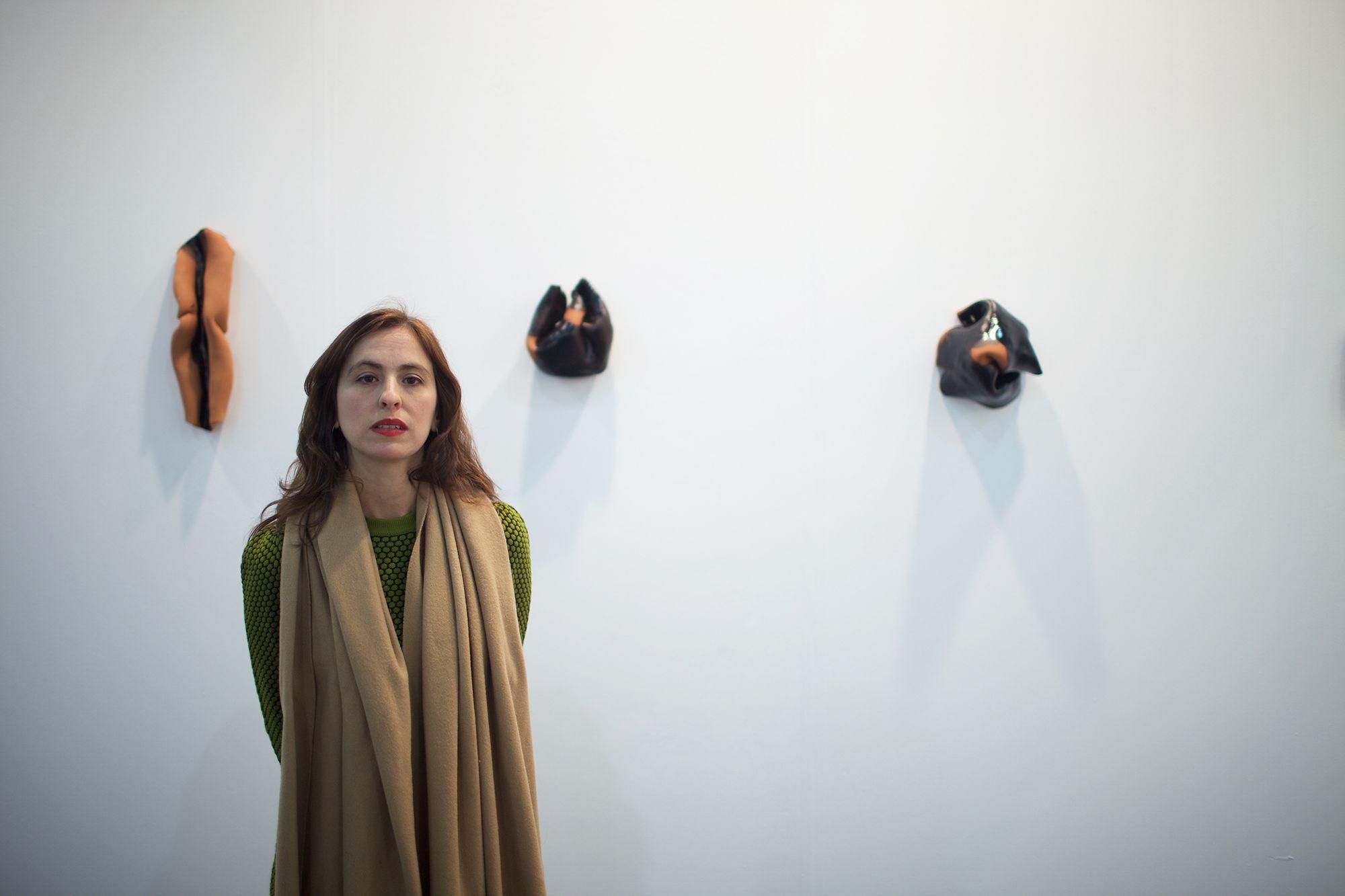 Fotografia Lucía Pizzani muestra sus formas Límbicas