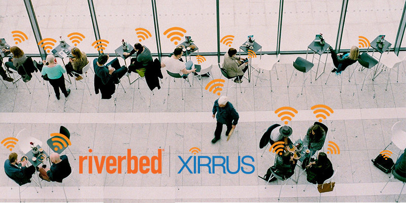 Fotografia Riverbed SD-WAN Xirrus