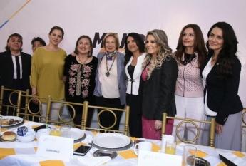 Gaby Jiménez con Mujeres al Frente