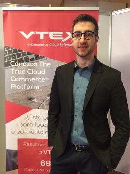 Diego Jusinkas, Country Manager Vtex México