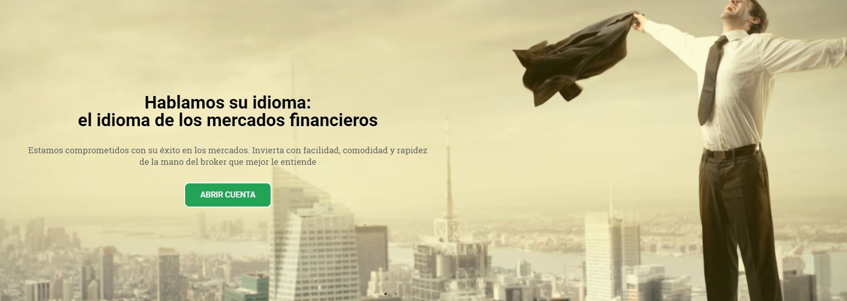 Ganar confianza en el mercado financiero con Hispamarkets: el broker que habla el idioma de todos
