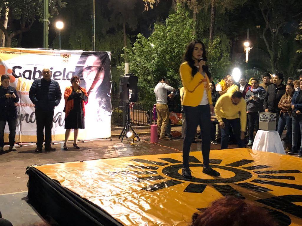 Fotografia Gabriela Jiménez