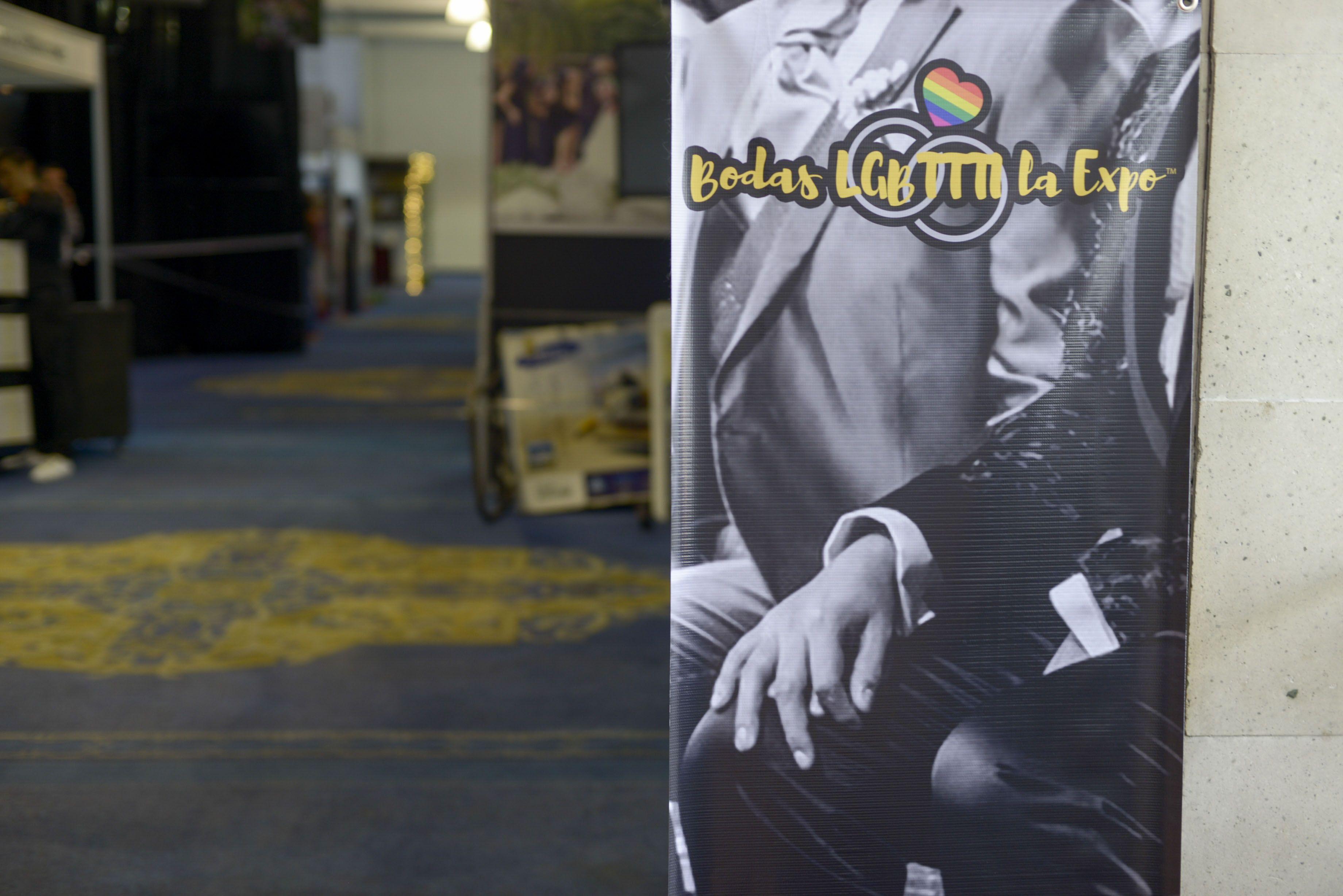 Fotografia Bodas LGBTTTI la Expo