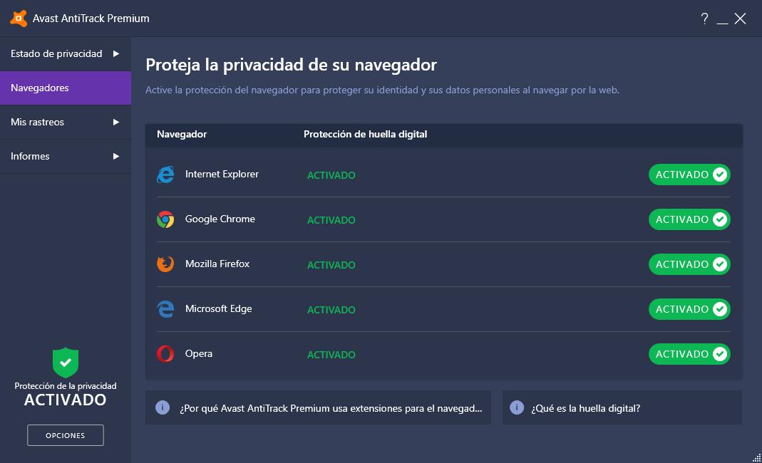 Avast lanza AntiTrack Premium para ayudar a los usuarios a retomar el control de su privacidad