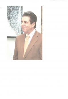 Designan al Dr. Lucio Lastra como presidente