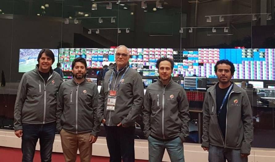 Fotografia FIFAWORLDCUP - Aldea - Team