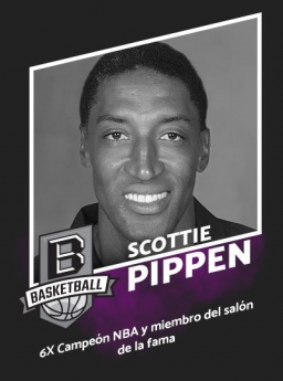 Scottie Pippen en HEAT MX