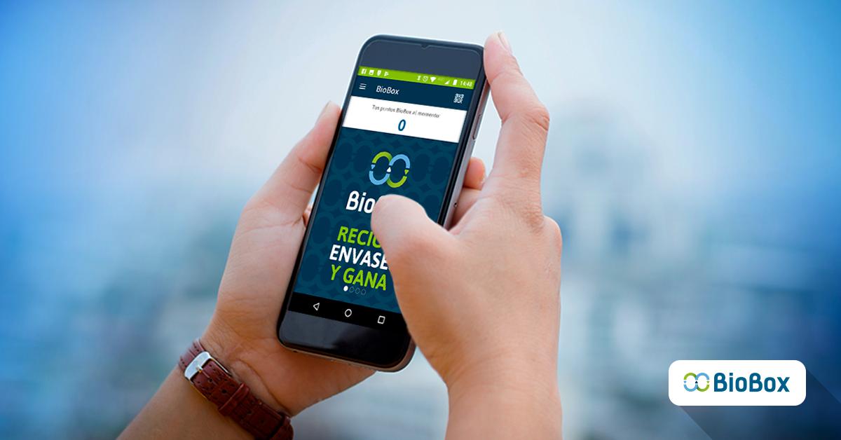Fotografia App BioBox