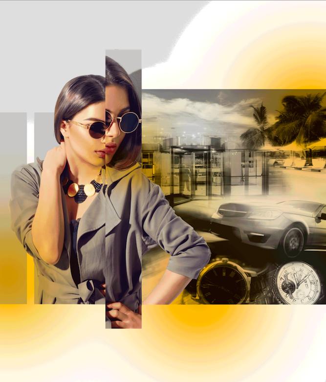 Fotografia Luxury, Premium & Fashion Marketing