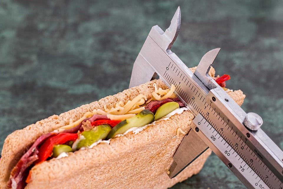 Fotografia Imagen calorías vacías