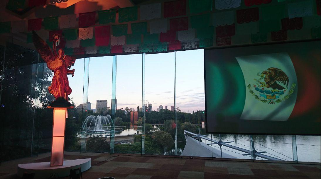 Fotografia Noche Mexicana El Lago Restaurante