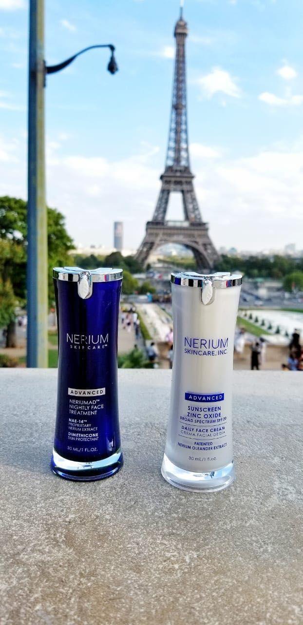 Fotografia Nerium SkinCare en París