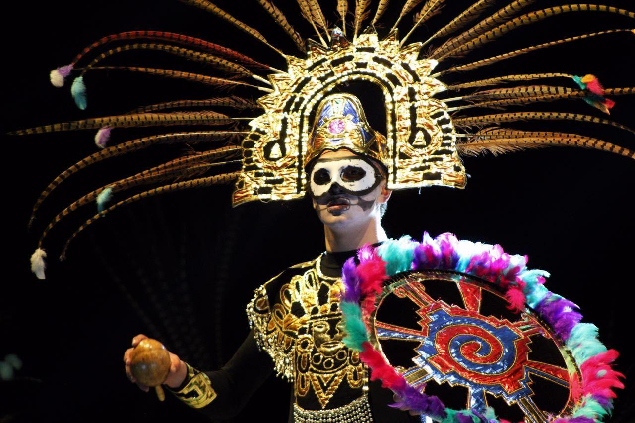 Fotografia Festival de Noche de Muertos