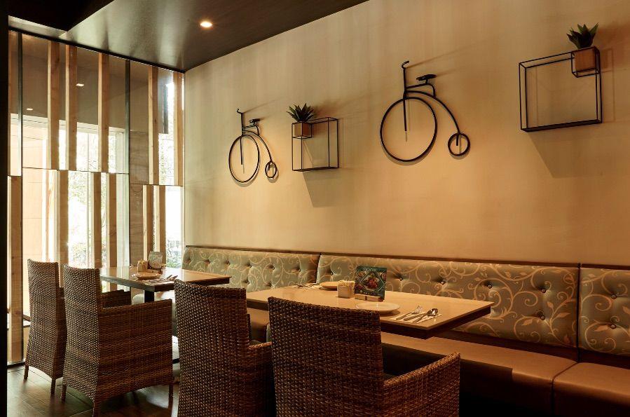 Fotografia Interior restaurante