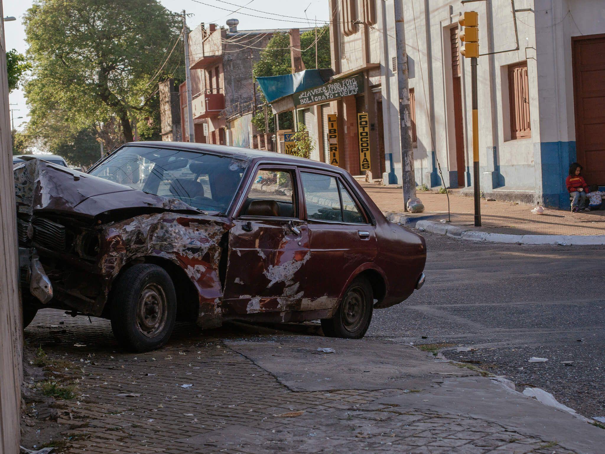 Fotografia Accidentes viales, causa de muerte en México