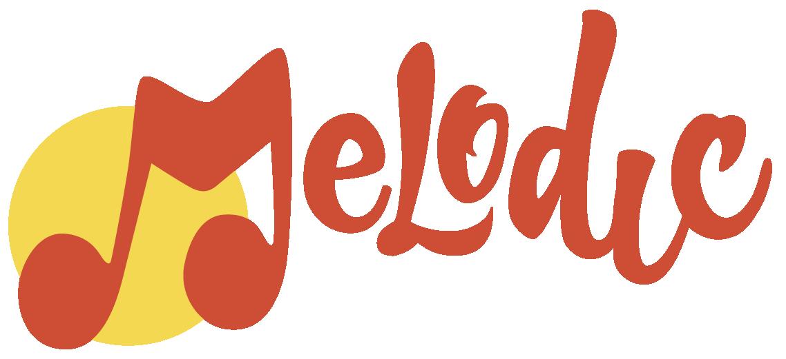 Fotografia Logo Melodic