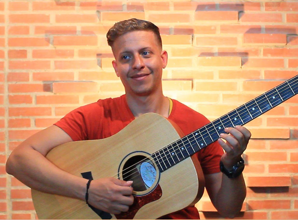 Fotografia Clases de guitarra Online