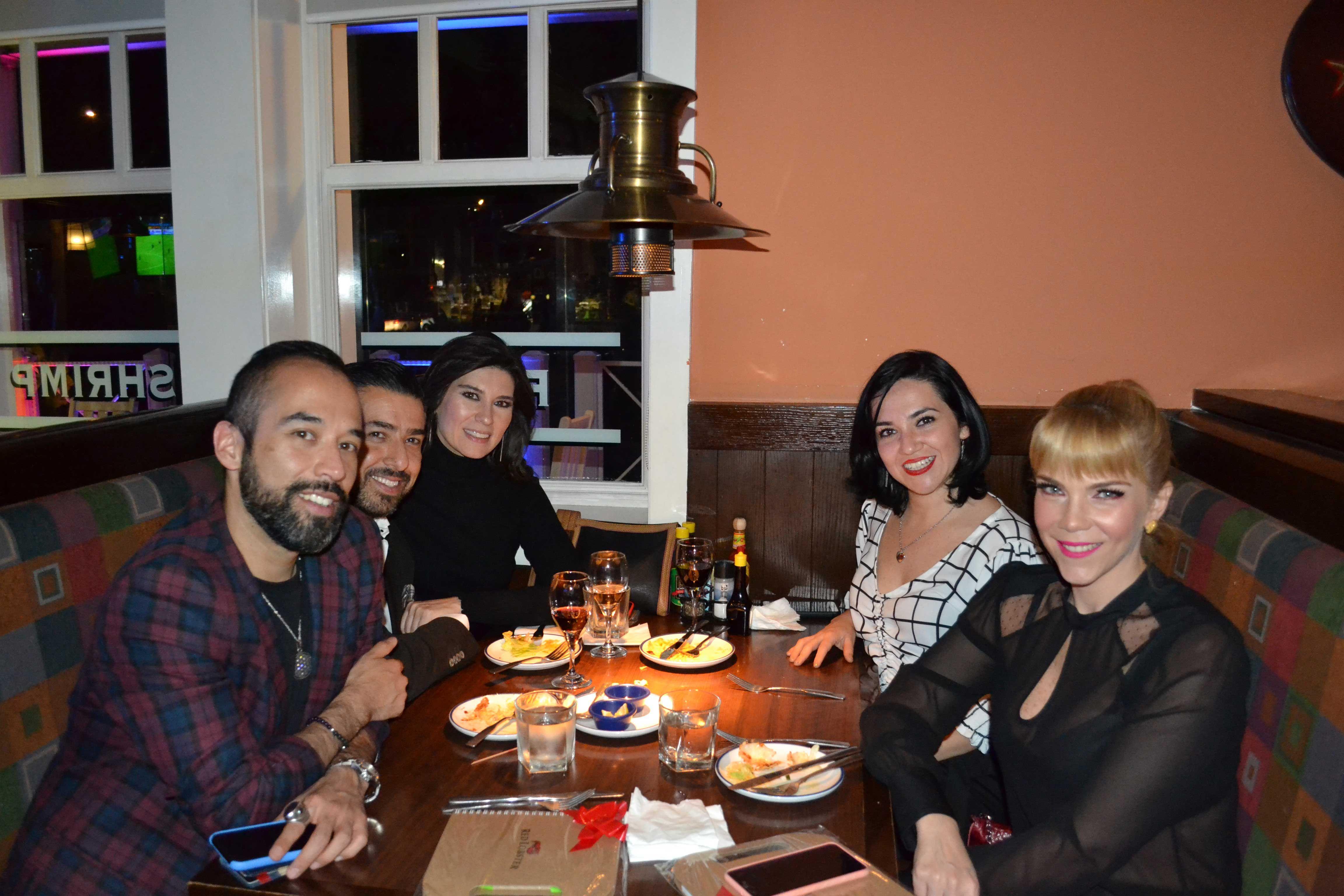 Fotografia Jacob García, Eduardo Fritsch, Verónica Orozco, Rocio