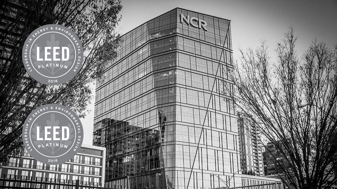 Fotografia NCR Certificación LEED
