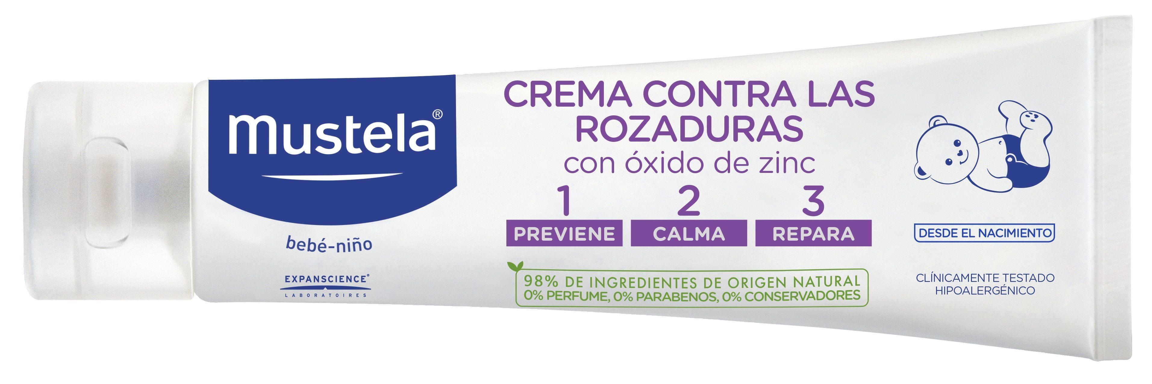 Fotografia Mustela, lanza la nuevaimagen de su Crema contra las