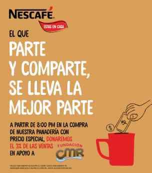 Campaña Cafeterías Nescafé