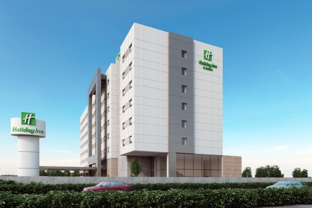 Fotografia Holiday Inn& Suites Aguscalientes
