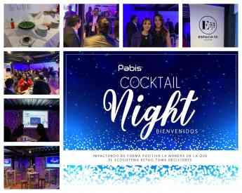 Noticias Gran consumo y distribución | Pabis Cocktail Night